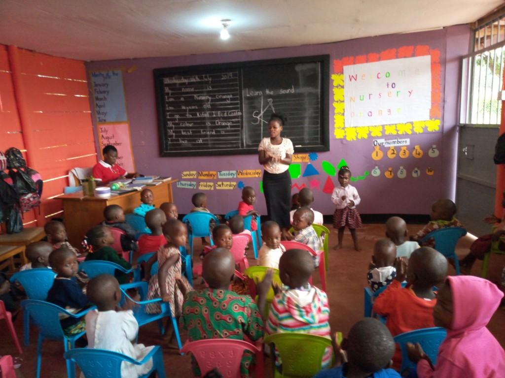Teaching at the ECD
